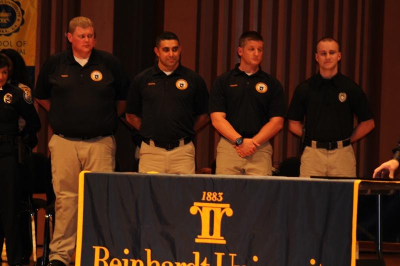 Reinhardt Graduates